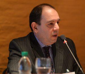 Presidente de CIALI, Sr. Juan Pablo Speranza